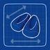 Blueprint Ballet Flats icon