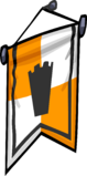 Orange Banner sprite 002