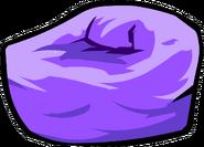 PurpleBeanbagChair3