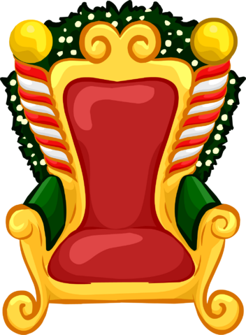 File:Santa Chair furniture icon ID 591.png