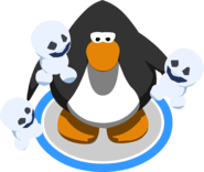 Snowgies in-game