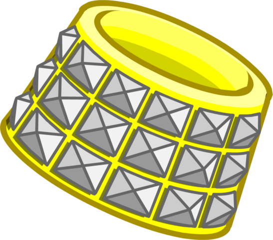 File:Gold Bling Bracelet.png
