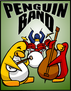 Penguin Band Poster sprite 002