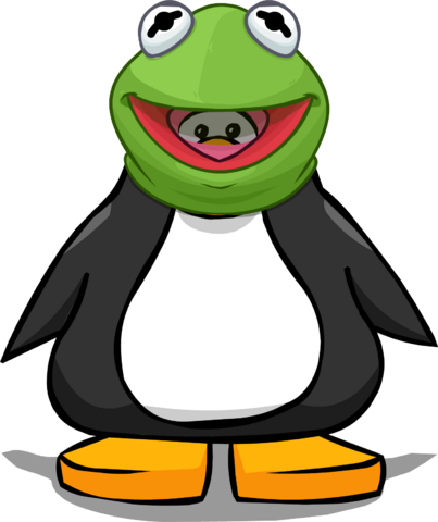 File:Kermit the Frog Head from a Player Card.png