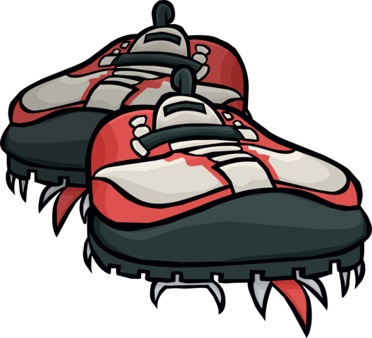 File:Red Hiking Shoes.png