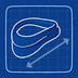 Blueprint Infinity Scarf icon