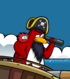 CAPTAIN ROCKHOPPER card image