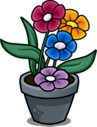 Flower Pot sprite 001
