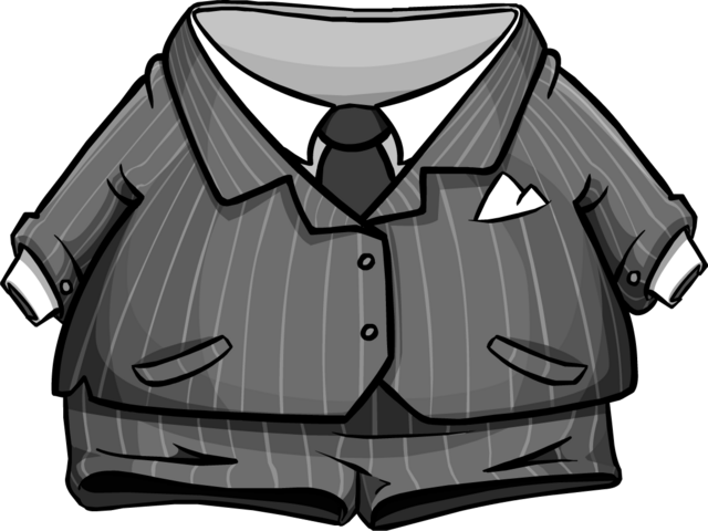 File:Grey Pinstripe Suit.png