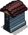 Haunted House Wall sprite 001