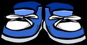 BlueSneakers
