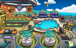 Puffle Hotel Roof 2