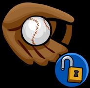 Baseball Glove unlockable icon