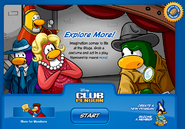 January 19, 2009 Login Screen 2