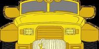 Golden Off-Roader