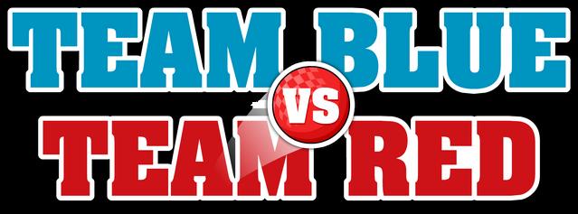 File:Team Blue vs Team Red Logo.png