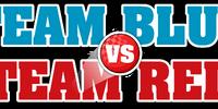 Team Blue vs. Team Red