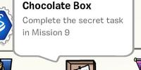 Chocolate Box stamp
