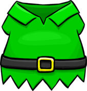 Elf Suit clothing icon ID 284
