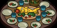 Festive Fluffy Feast