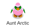 Aunt arctic name