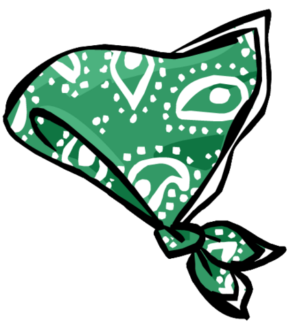 File:Green Paisley Bandana clothing icon ID 1005.png