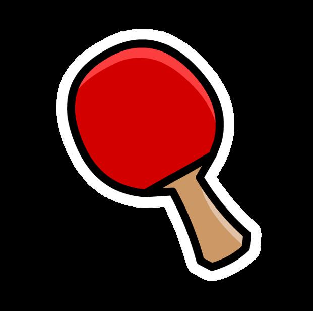 Pin de raqueta de ping pong club penguin wiki fandom - Bolas de pin pon ...