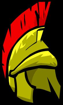 Romanhelmet