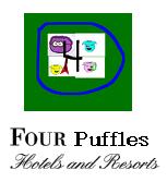 Four Puffles