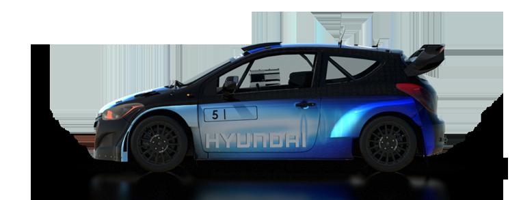 DiRT Rally Hyundai Rally