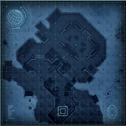 GDI Supermax Map