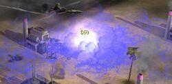 Anthrax Bomb Impact