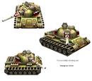 Militia tank (Generals 1)