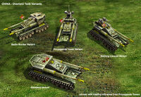 Generals-China-OverLordTankVariants
