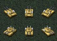 CNCTD Mammoth Tank Ingame