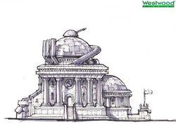 RA2 Soviet White House