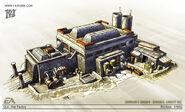 GLA War Factory concept art