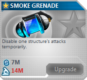 TA Upgrade Smoke Grenade