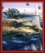 RA3 Soviet Bullfrog 2