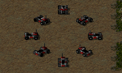 TS Attack Buggy