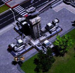 Firebase in RA3