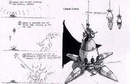 CNCFS Limpet Drone Concept Art