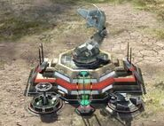 TW Command Post with all upgrade