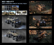 Hemtt vehicle conept by steve burg-d2xto5d