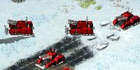 Mammoth tank (Red Alert 2)