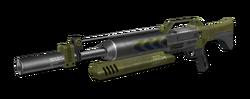 CNCR Scorpion Railgun