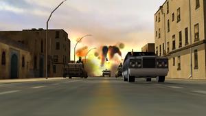 ZH GLA M01 Car Chase