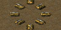 Mobile construction vehicle (Tiberian Sun)