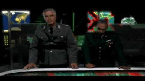 C&C Red Alert - Allied mission 4 briefing