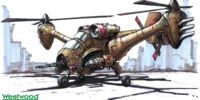 Assault chopper